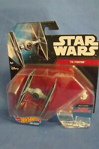 Toys Mattel NIB Hot Wheels Disney Star Wars Tie Fighter