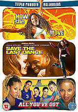 How She Move / All She Got / Save The Last Dance