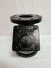 "Keckley Y-Strainer Style A, 4"" Flanged 125#, Cast Iron"