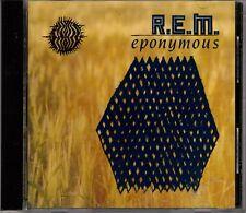"""R.E.M. """"EPONYMOUS"""" CD 1988 i.r.s."""