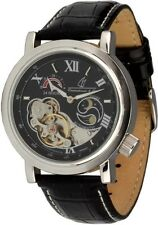 Vandenbroeck & Cie Earnshaw con grande aperto BIMETALLICO Pelle unisexuhr Uhrband