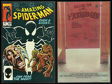 Amazing Spider-Man #255 NM+ (1984, Marvel)  Red Ghost, Super Apes