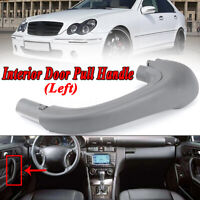 For Mercedes-Benz W203 C-Class Front Left Driver Interior Door Pull Handles AL!