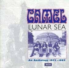 CAMEL - Lunar Sea: An Anthology 1973-1985 (Best Of) 2 CD Set !! - CD - NEU/OVP