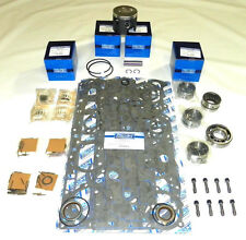 "WSM Outboard Mercury 100 / 125 Hp 3.5"" Bore Rebuild Kit Top Guided 777-815965A4"