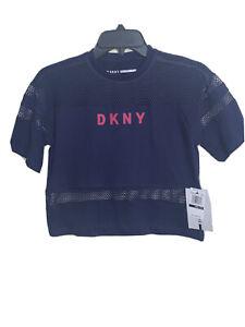 DKNY Sport DKNY T-Shirt blue girls Size. M
