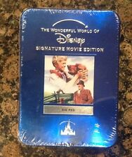 The Wonderful World of Disney Irish Setter BIG RED on DVD Collector's Blue Tin