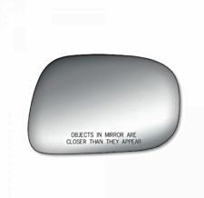 Fits 02-06  Camry Right Pass Mirror Glass Lens USA Built Only Vin# 1, 4, 5
