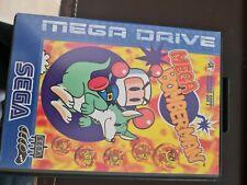 Mega Bomberman Sega Megadrive
