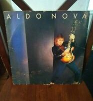 1982 Aldo Nova - (Self Titled) Vinyl LP Record Album
