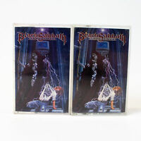 Black Sabbath: Dehumanizer | Gray & Blue Background Cassette Tape Set Lot