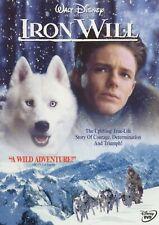 Iron Will 5017188885928 With Brian Cox DVD Region 2