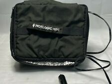 New listing Hot Logic Mini Personal Portable Oven Pre-Owned Black