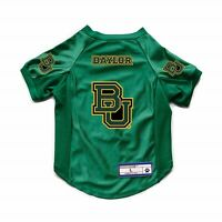 NEW BAYLOR BEARS DOG CAT DELUXE STRETCH JERSEY
