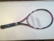 New listing Babolat E-Sense Lite Full Graphite Tennis Racquet 4 1/4 9.3oz Pink Black