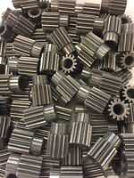 "1/4"" BORE 32 PITCH 14T20PA STEEL PINION GEAR FROM DIY GEARS BOSTON MA. PLAIN HUB"