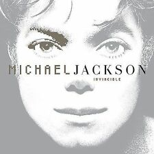 Invincible by Michael Jackson (CD, Oct-2001, Epic (USA))