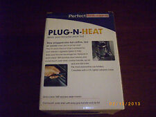 New listing Perfect Solutions Plug-N-Heat 14oz Thermal Mug keep your favorite drink hot!