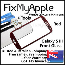 Samsung Galaxy S III S3 i9300 i9305 Red Front Glass Screen Lens Replacement Tool