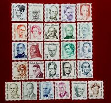 1980-85 US Stamps SC $1844-1869 Great American MNH Full Set