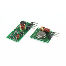 433Mhz RF transmitter and receiver Module kit For arduino/ARM/433MHZ wireless