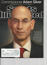SPORTS ILLUSTRATED MAY 26, 2014 COMMISSIONER ADAM SILVER - NBA CZAR