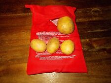 Kartoffel Microwellen Tasche Express Garung - Einfach & Sauber - Potato Maker