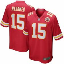 Kansas City Chiefs Nike Youth Kid's NFL Home Game Jersey - Mahomes 15 - New