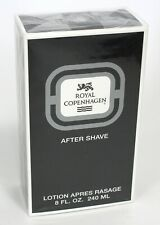 Royal Copenhagen 8 oz AFTER SHAVE LOTION SPLASH, 1st version, New Sealed Box