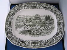 Unboxed Ironstone Mason's Pottery Platters