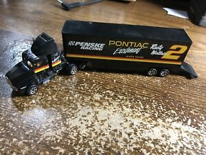 Vintage © 1991 RUSTY WALLACE #2 Pontiac Excitement Transporter 1/87 Road Champs