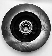 Disc Brake Rotor Front NewTek 5419