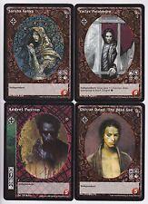 Ravnos Mid Cap Crypt Lot G2 4x Vampires Final Nights/AH/DS V:TES VTES