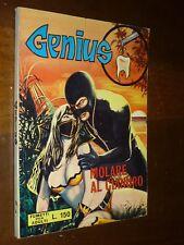 GENIUS MANARA NUMERO 8 Ed. FURIO VIANO 1969 - EDICOLA !!