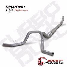 "Diamond Eye 5"" Aluminized Turbo Back Dual Exhaust System K5246A"
