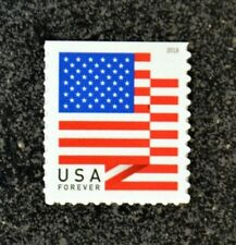 2018USA #5262 Forever U.S. Flag US - Single From Booklet of 20  Mint  (APU)