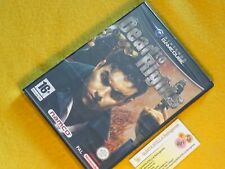 DEAD TO RIGHTS Nintendo Game Cube GC versione PAL NUOVO SIGILLATO look photo