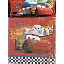 Disney Cars 2 Party Napkins (16)