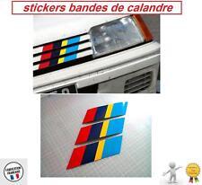 stickers calandre Peugeot Talbot Sport 205 GTI,rallye 104 ZS 405 mi16 STI PTS