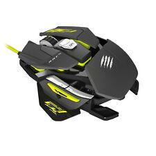 USB Pro Gamer für Computer Maus MadCatz R.A.T.  PRO S Schwarz 5000dpi RAT gaming