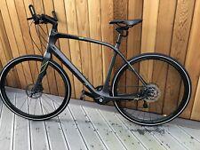 Specialized 2016 Sirrus Expert Carbon Disc Flat Bar Hybrid Bike