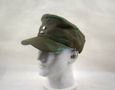 Replica  German Army Splinter Camo Cap Camouflage Hat SIZE 57CM