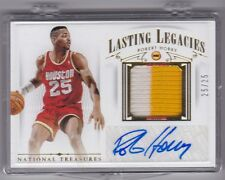 2014-15 NATIONAL TREASURES ROBERT HORRY LASTING LEGACIES AUTO JERSEY#25/25