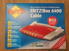 AVM FRITZ!Box 6490 Cable 1300 Mbps 4-Port Router (20002778)
