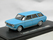 Milena Rose - 1961 Fiat 1500 Familiare - Celeste - 1:43 Limitiert auf 24 Stück