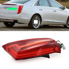 1xFor Cadillac XTS 2013-2017 Car Rear Right Passenger Side Tail Light Lamp Cover