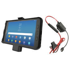 Cradle ram-mount RAM-HOL-SAM7-HARU per Samsung Galaxy Tab Active2 e 8.0 cavo USB