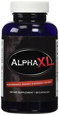 Alpha XL Male Enhancement Energy Pills - Men Low Testosterone Booster Supplement