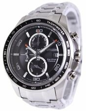 Citizen Eco Drive Super Titanium Chronograph CA0340-55E Men's Watch