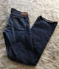 Big Star Denim Dark Wash Low Rise Remi Boot Cut Jeans Women's 28R